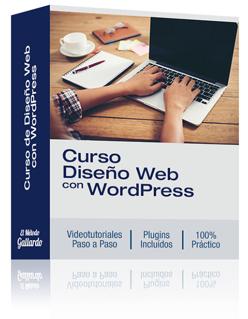 curso paginas web wordpress