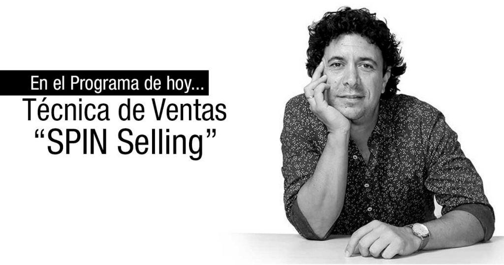 "Técnica de ventas ""SPIN Selling"""