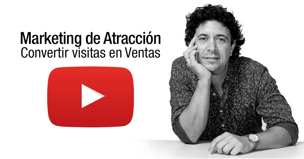 marketing atraccion convertir visitas en clientes