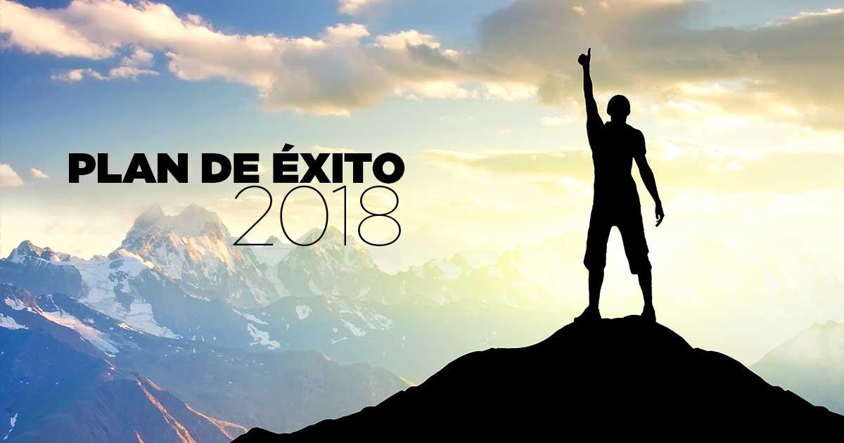 plan de exito 2018