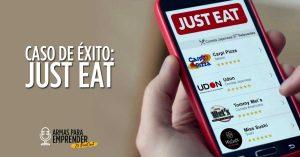 Caso de éxito de Just Eat