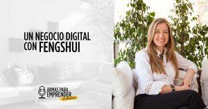 Un negocio digital de Fengshui