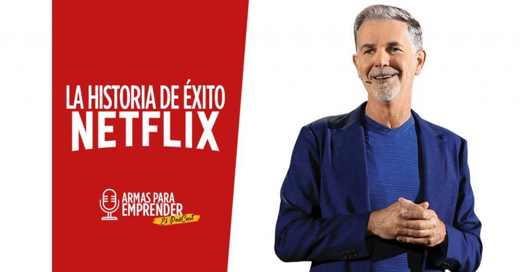 El Éxito de Netflix