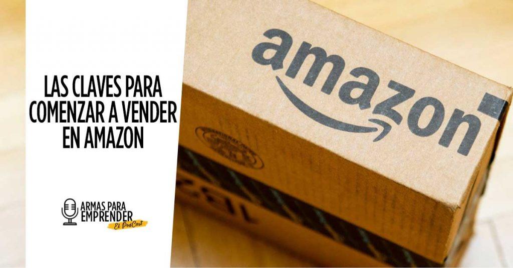Claves para vender en Amazon