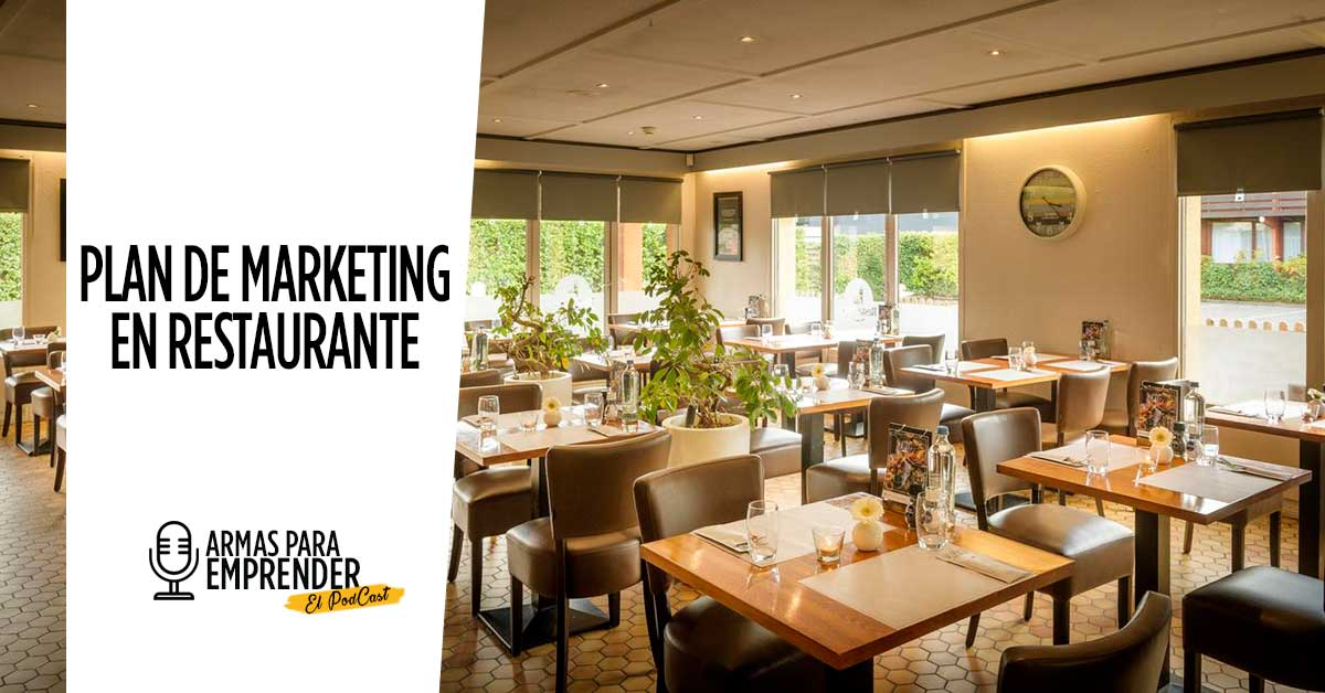 plan de marketing digital para restaurante