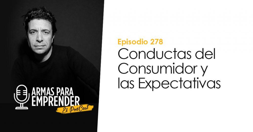 Conductas del consumidor y las expectativas