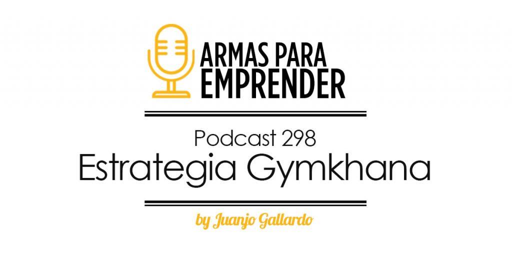 Estrategia de marketing digital gymkhana