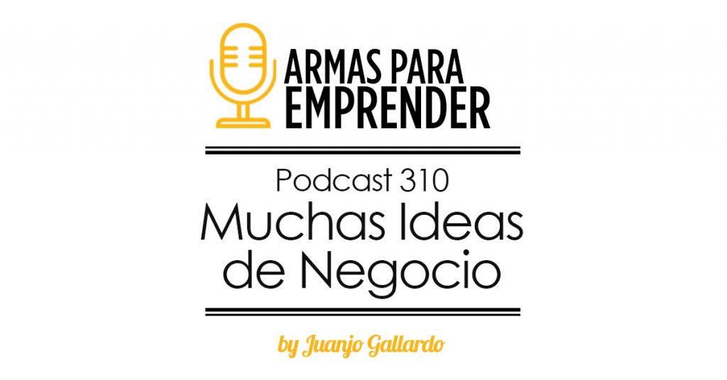 Muchas ideas de negocio