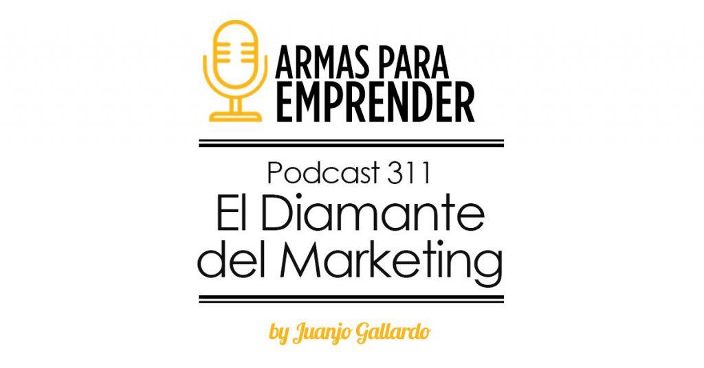 el diamante del marketing
