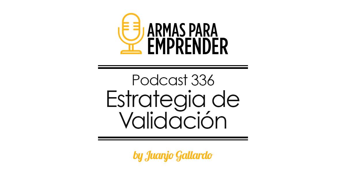 estrategia de validación de un negocio