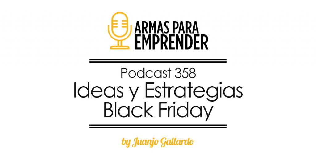 Ideas y estrategias para black friday